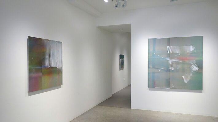 Justine Frischmann, installation view