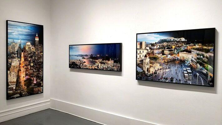 Night & Day, installation view