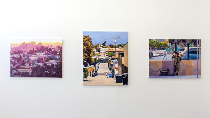 Brian Lotti 'Echo Park', installation view