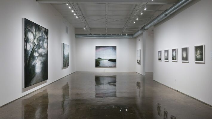 Framework and View, installation view