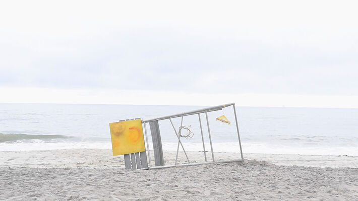 SHIM Special Projects: Amanda Millet-Sorsa and Maki Teshima | Up in the Air, installation view