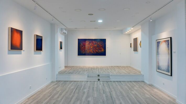Elements of Color, installation view