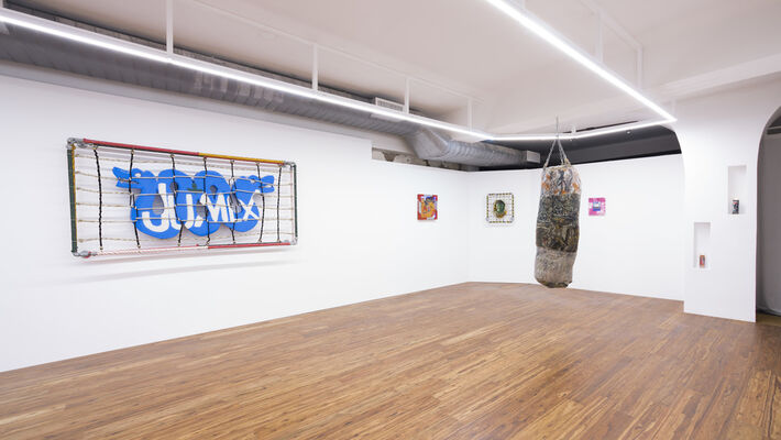 Bruno Smith: Floats, installation view