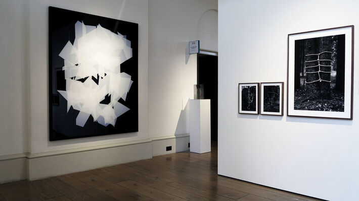 Taik Persons at Photo London 2016, installation view