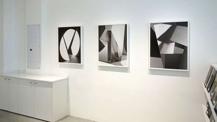 Four Photographers, installation view
