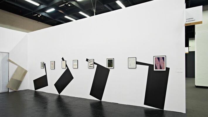 CONRADS at Art Cologne 2016, installation view