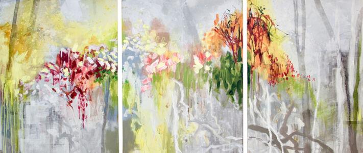 Allison Stewart, 'Trail Marks (Triptych)'