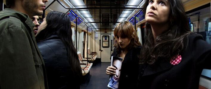 Pablo Zuleta Zahr, 'Madrid Subway Line 7', 2007