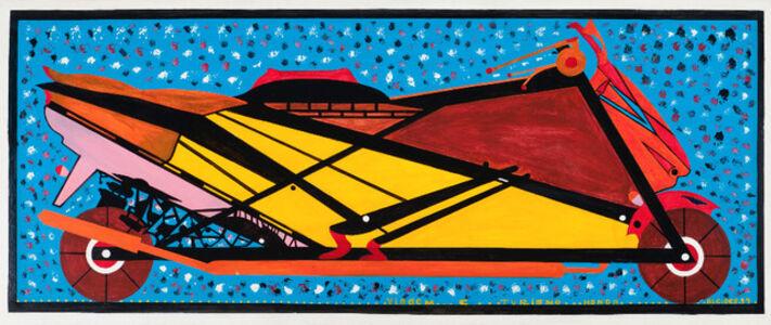 Alcides Pereira Dos Santos, 'Travel and Tourism Honda.', 1999