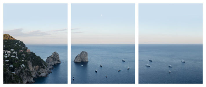 Jonathan Smith, 'Dawn, Capri '