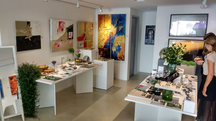 Hanami & Jandaia by Plume and Rejane Helcer Design, installation view