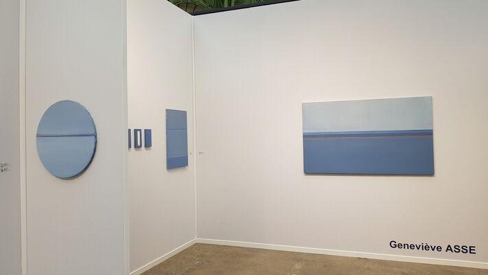 ONIRIS - Florent Paumelle at Art Paris Art Fair 2018, installation view
