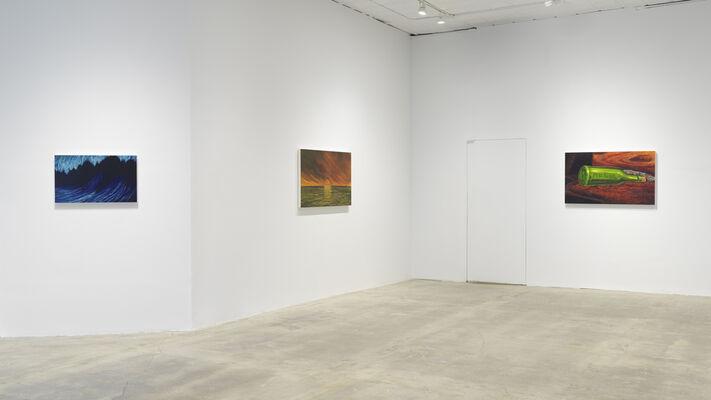 Dan Colen: HELP, installation view