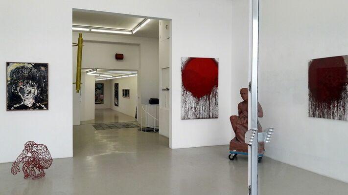 summer specials, installation view