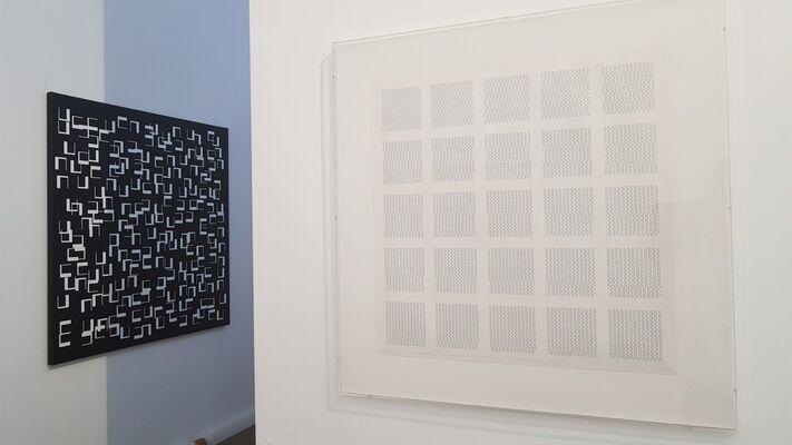 ONIRIS - Florent Paumelle at Art Brussels 2018, installation view