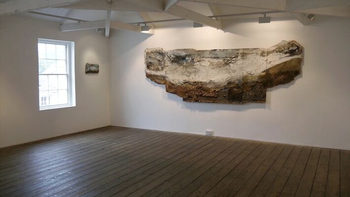 Andrew Hardwick 'Palimpsest', installation view