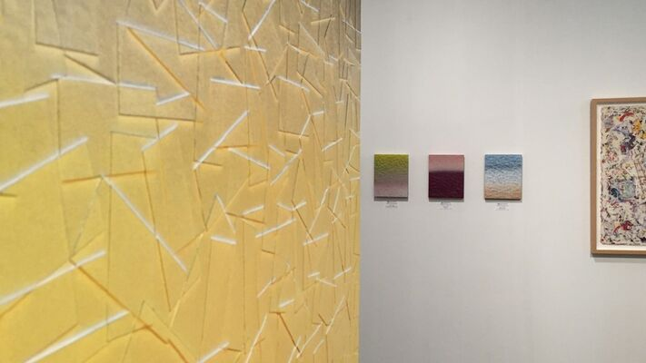 Nicole Longnecker Gallery at X CONTEMPORARY 2015, installation view