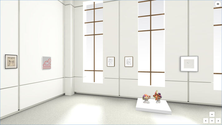 Fin de Siècle, installation view