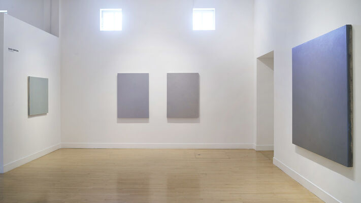 Interference, installation view