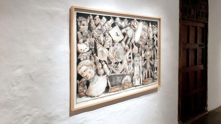 Jairo Alfonso - 1350, installation view