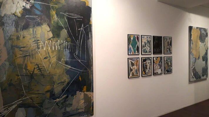 Stefan Kreuzer & Stefan Glettler, installation view