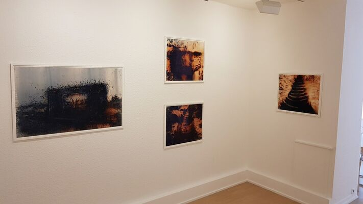 PHILIPPE COGNEE, installation view