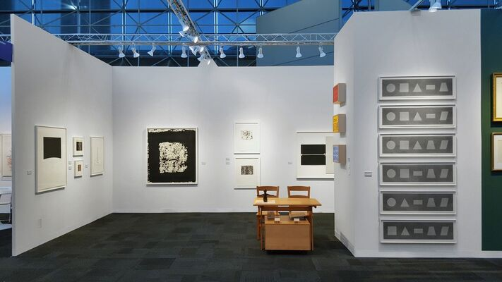 Krakow Witkin Gallery at IFPDA Fine Art Print Fair 2018, installation view