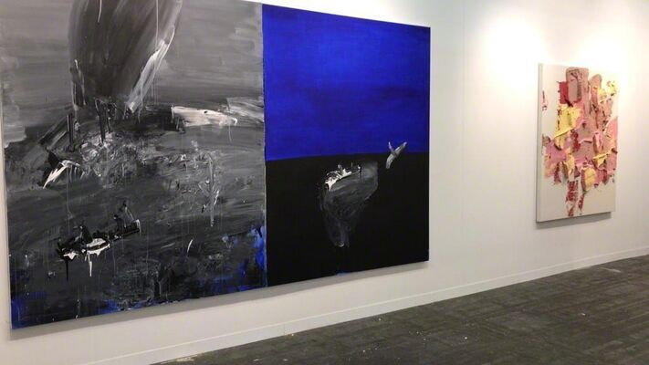 Pearl Lam Galleries at The Armory Show 2019, installation view