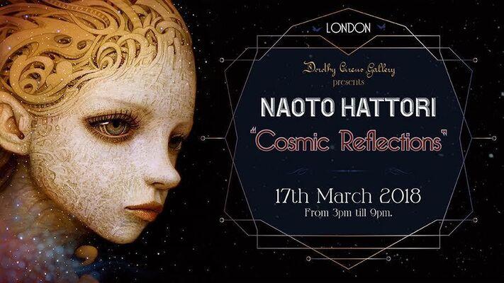 Naoto Hattori: Cosmic Reflections, installation view