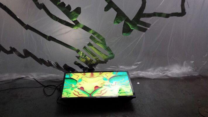 6th Anniversary Exhibition - RKG, installation view