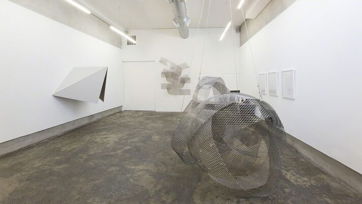 Stress Points: Ryan Roa, installation view