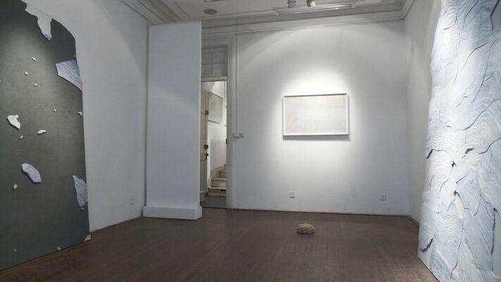 Timeline, installation view