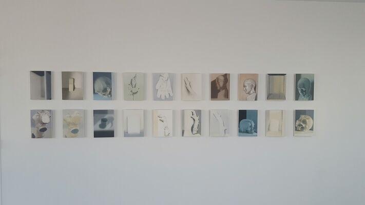 Christiaan Kuitwaard 'White Box Paintings', installation view