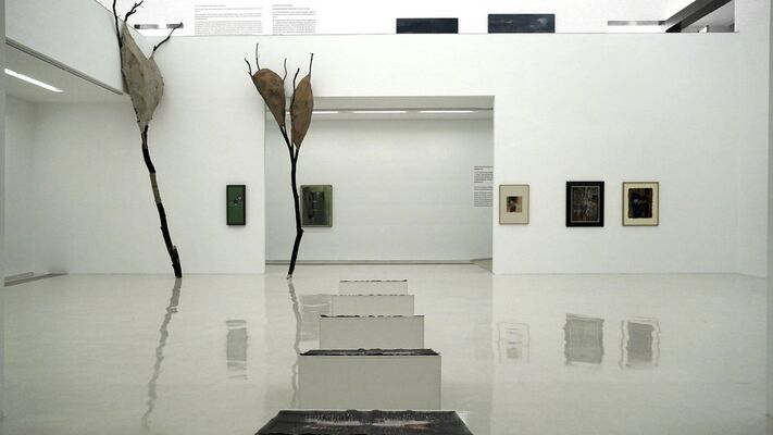 Abstract Art 11 – Abstraction As Painterly Rhetoric. A Case Study Between Germany and China, installation view