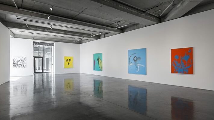 The Dharma of All Things, installation view