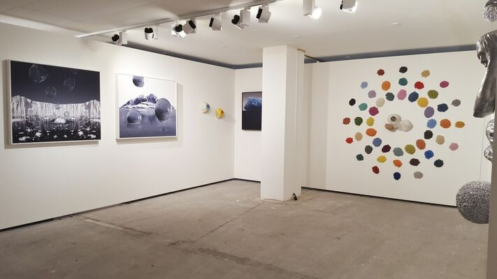 Luisa Catucci Gallery at SCOPE Basel 2017, installation view