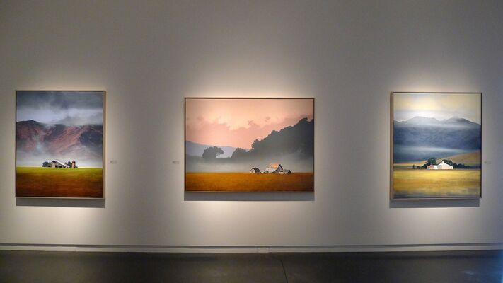 Michael Gregory - Light Years, installation view