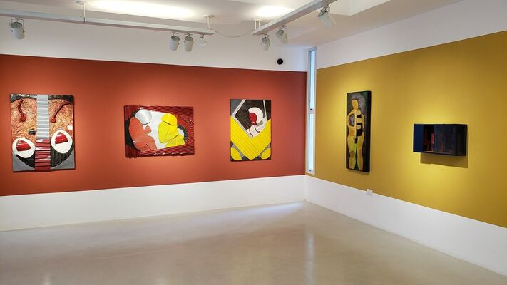 Teresa Nazar: Freedom and Audacity in the Sixties, installation view