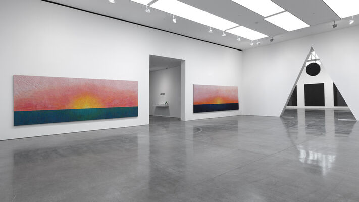 Jennifer Guidi: Gemini, installation view