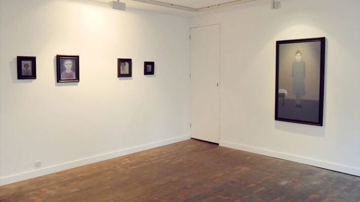 Joy Wolfenden Brown 'Woman', installation view