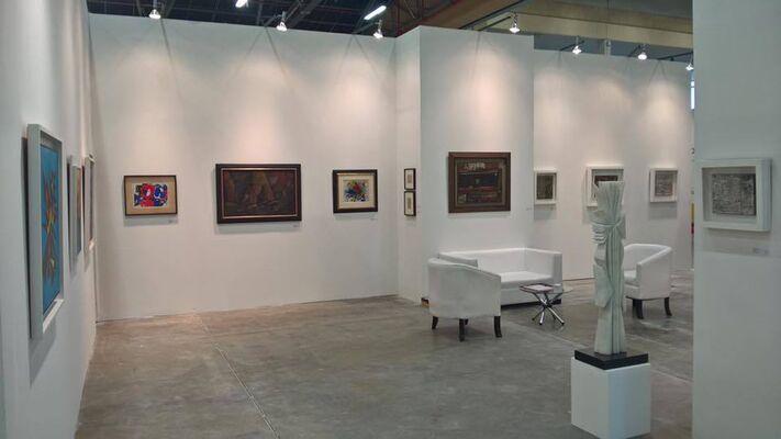 Galería de las Misiones at ARTBO 2016, installation view