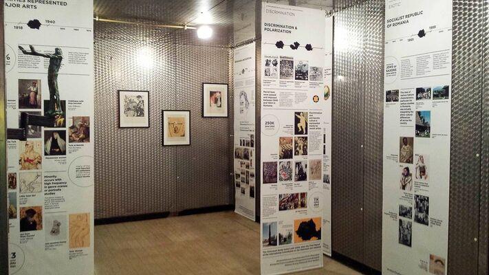 Minorities in Visual Culture – Focus Romania, installation view