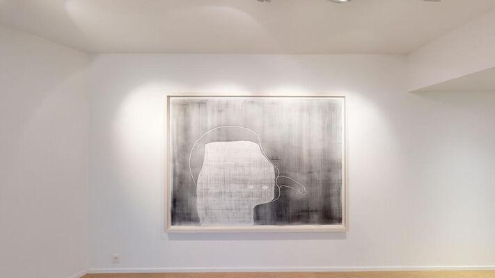 Darkness of Heart, installation view