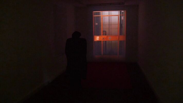 Jarno Vesala 'Being There', installation view