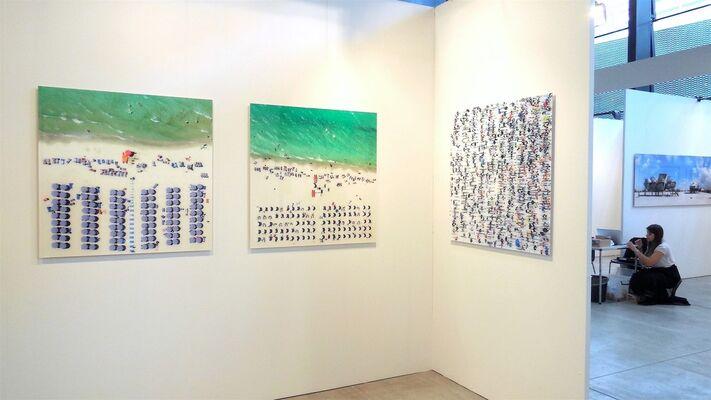 Mazel Galerie at MIA Photo Fair 2016, installation view