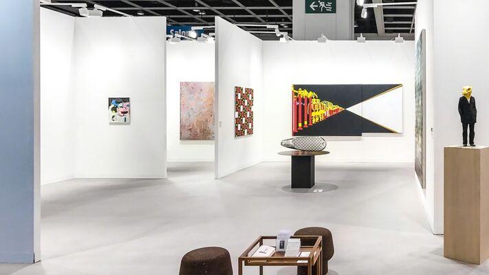 Mai 36 Galerie at Art Basel in Hong Kong 2017, installation view