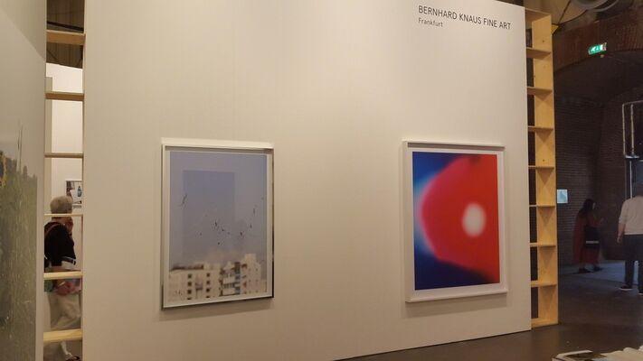 Bernhard Knaus Fine Art at Unseen Photo Fair 2016, installation view