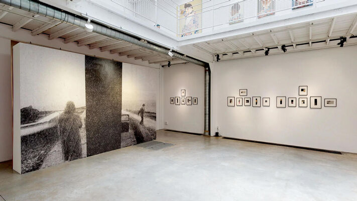 Katrien de Blauwer / Love me tender, installation view
