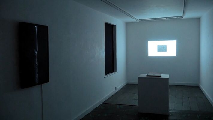Youki Hirakawa 'Secret Fire', installation view