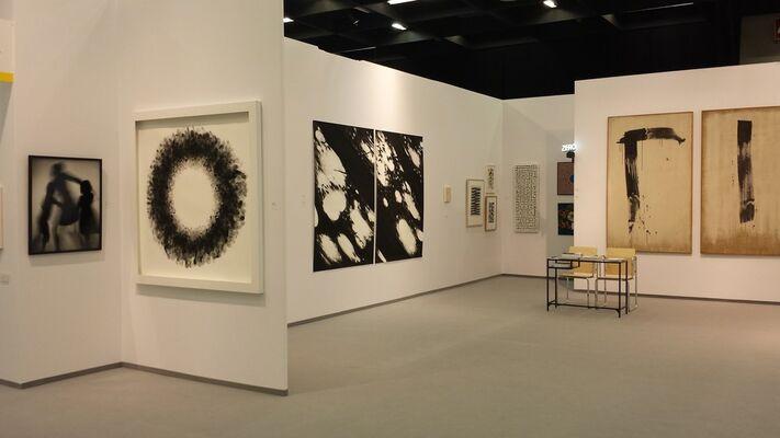 Borzo modern & contemporary art at Art Cologne 2015, installation view